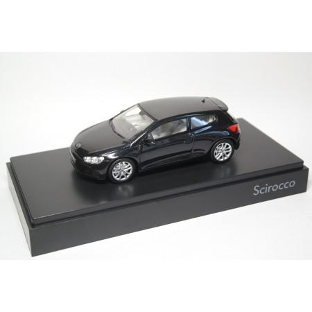 Norev Volkswagen Scirocco III GP 2014 - Deep Black Perleffect