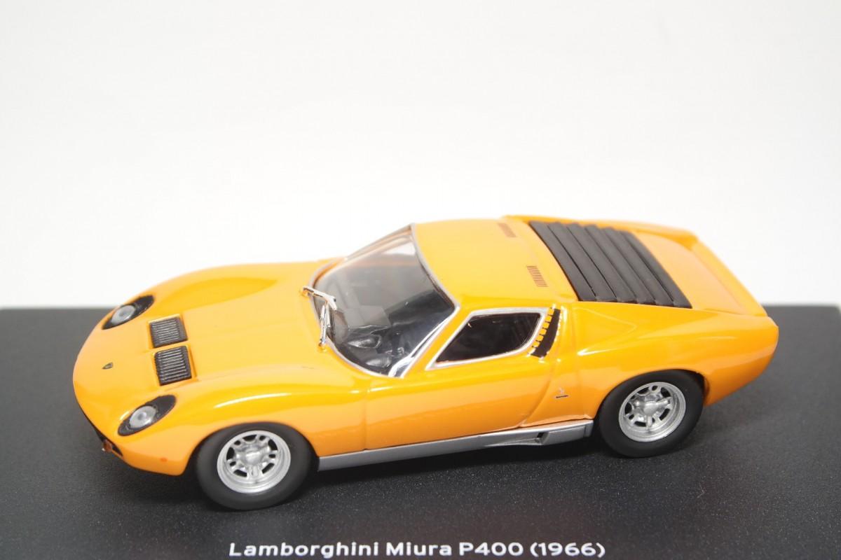 Lamborghini Miura P400 Diecast Ukraine