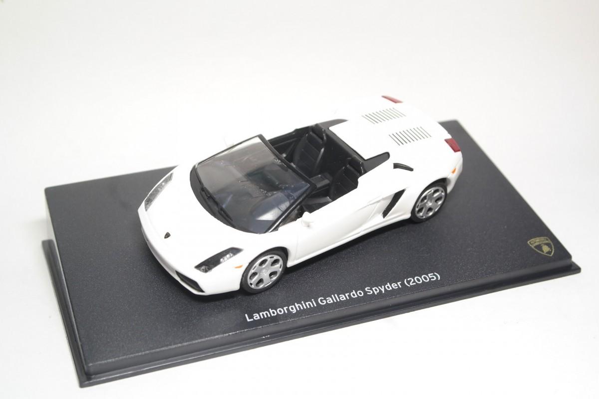 Lamborghini Gallardo Spyder Diecast Ukraine
