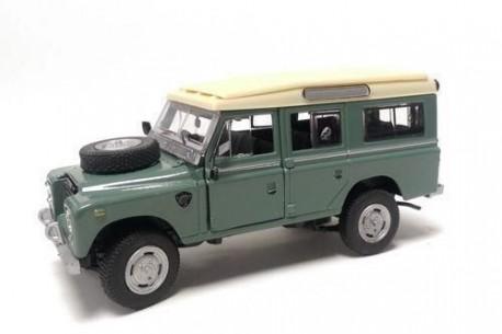 Cararama Land Rover Series III 109
