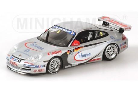 """Minichamps Porsche 911 GT3 Cup #5 """"Team Foxhill Racing"""""""