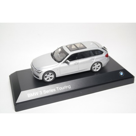 iScale BMW 3 Series F31 Touring Modern 2013 - Glacier Silver
