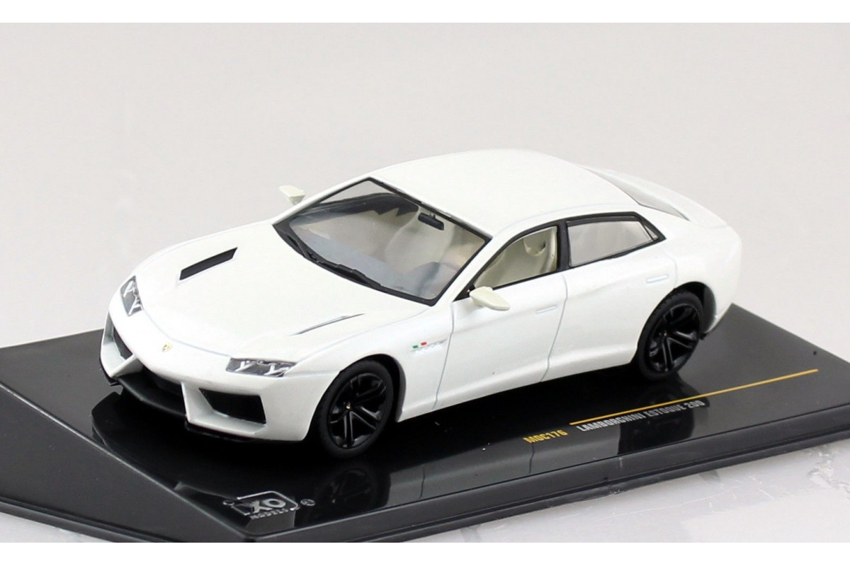 1:43 Ixo Lamborghini Estoque 200 concept car 2008 whitemetallic
