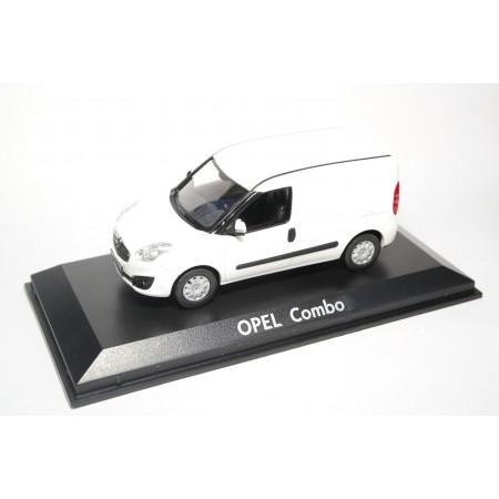 Norev Opel Combo D Panel Van 2011 - Polar White