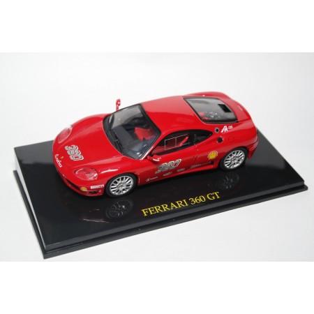 Altaya Ferrari 360 GT Challenge #360 2003 - Red