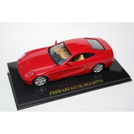 Altaya Ferrari 612 Scaglietti 2004 - Red