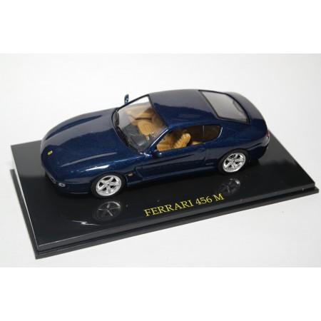 Altaya Ferrari 456 M 1998 - Dark Blue Metallic