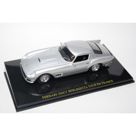 Altaya Ferrari 250GT Berlinetta Tour de France 1956 - Silver Metallic