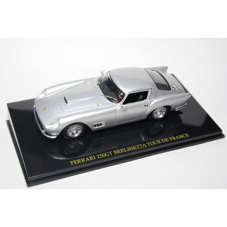 Altaya Ferrari 250GT Berlinetta Tour de France 1956 - Silver Metallic