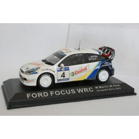 Altaya Ford Focus WRC 2003