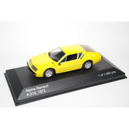 Whitebox Renault Alpine A310 1600 1972 - Yellow