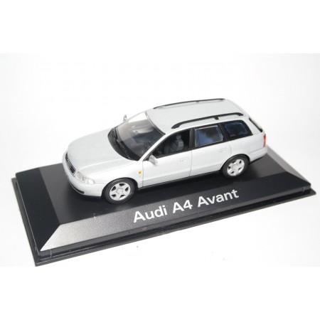 Minichamps Audi A4 Avant B5 1996 - Aluminum Silver Metallic