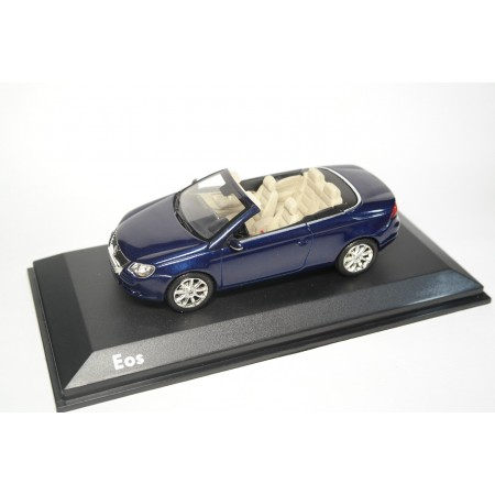 Norev Volkswagen Eos V6 1F 2006 - Shadow Blue Metallic