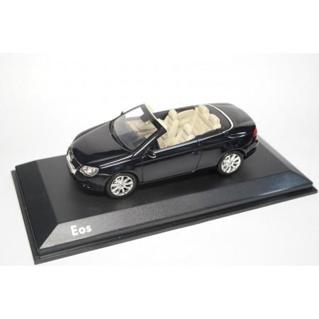 Norev Volkswagen Eos V6 1F 2006 - Deep Black Pearleffect