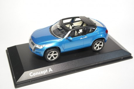 Norev Volkswagen Concept A 2006 - Bright Blue Metallic