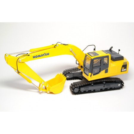China Promo Models Komatsu PC220-8 2008 - Komatsu Bright Yellow