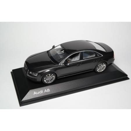 Kyosho Audi A8 TFSI D4 2010 - Oolong Grey Metallic