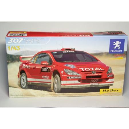 "Heller Peugeot 307 WRC #6 ""Marlboro Peugeot Total"" Acropolis Rally of Greece 2004 - H.Rovanperä/R.Pietiläinen (KIT)"