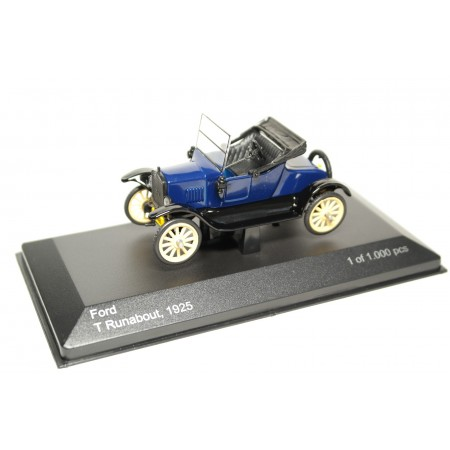 Whitebox Ford T Runabout 1925 - Blue/Black