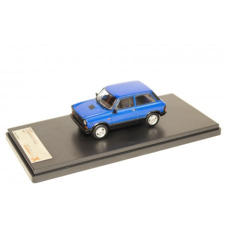 Premium X Autobianchi A112 Abarth Quinta Serie 1980 - Bright Blue Metallic