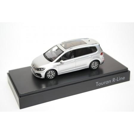 Spark Volkswagen Touran II R-Line 2016 - Reflex Silver Metallic