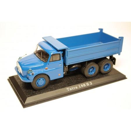 Atlas Tatra 148 S3 1969 - Blue