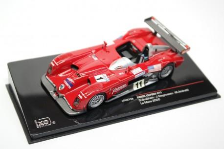 "IXO Panoz LMP900 #11 ""Panoz Motorsport"" Le Mans 2000 - D.Brabham/J.Magnussen/M.Andretti"