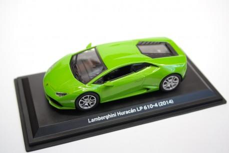 Leo Models Lamborghini Huracán LP610-4 2014 - Verde Mantis