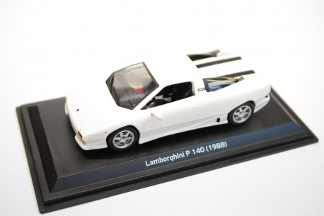Leo Models Lamborghini P140 1988 - White