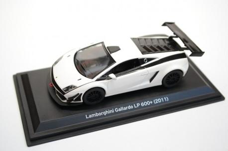 Leo Models Lamborghini Gallardo LP600+ 2011 - Bianco Monocerous Solid