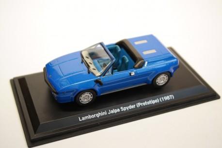 Leo Models Lamborghini Jalpa Spyder (Prototipo) 1987 - Blue Metallic