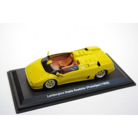 Leo Models Lamborghini Diablo Roadster Prototipo 1992 - Mustard Metallic