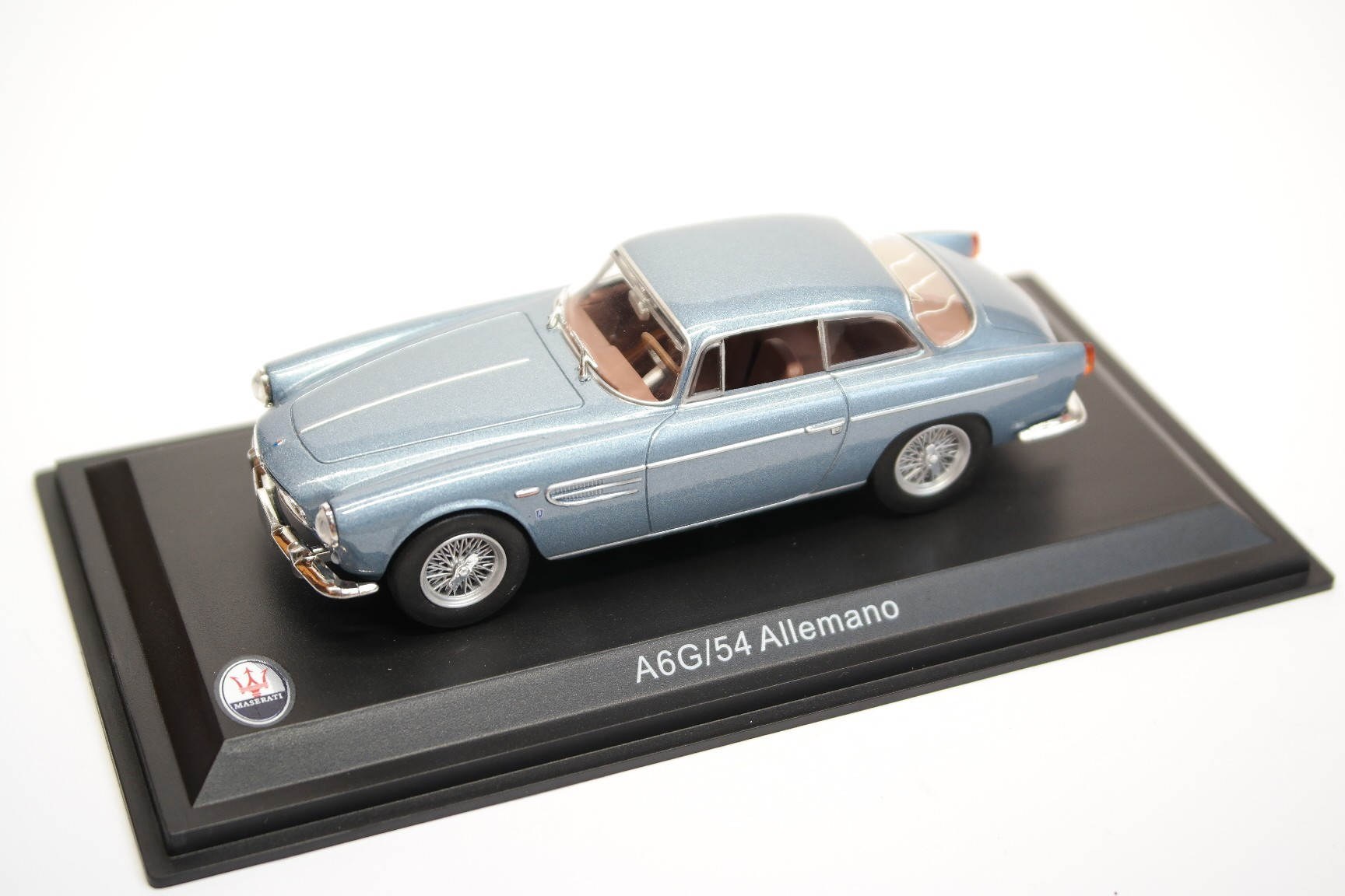 MAS31 voiture 1//43 LEO models MASERATI A6G//54 Allemano