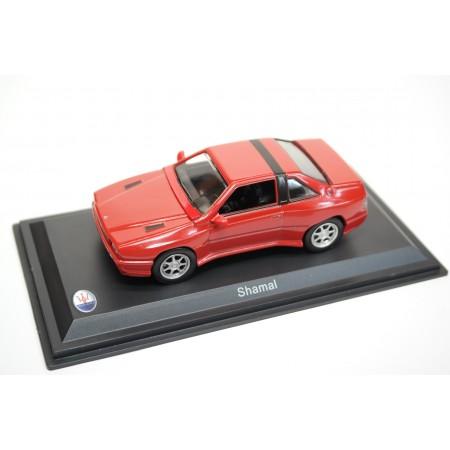 Leo Models Maserati Shamal 1989 - Red