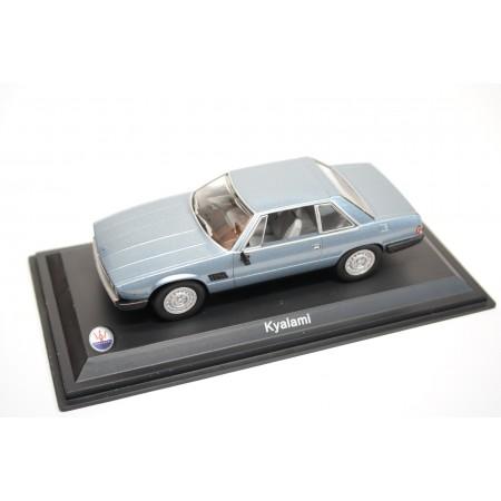 Leo Models Maserati Kyalami 1976 - Light Blue Metallic
