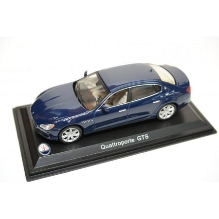 Leo Models Maserati Quattroporte VI GTS 2013 - Blu Mediterraneo