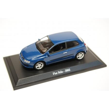 Hachette Fiat Stilo 3-door 2002 - Blue Pole