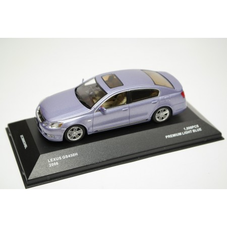 J-Collection Lexus GS450H III S190 2006 - Premium Light Blue Metallic