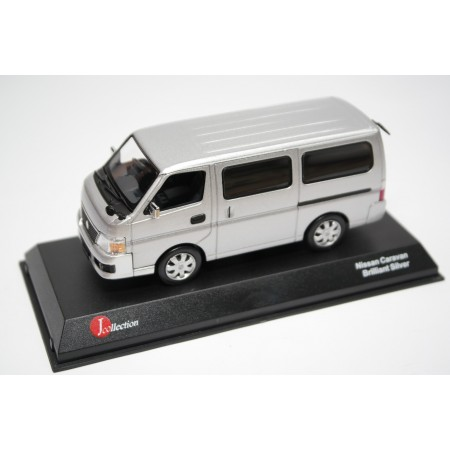 J-Collection Nissan Caravan Bus E25 Facelift 2006 - Brilliant Silver