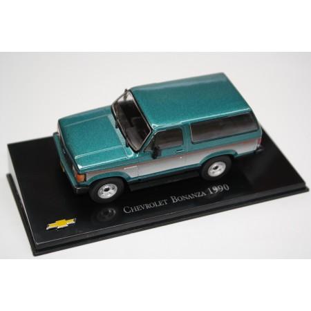 Hachette Chevrolet Bonanza 1990 - Green Metallic