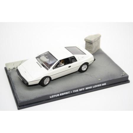 "Altaya Lotus Esprit S1 Type 79 ""The Spy Who Loved Me (1977)"" 1976 - White"
