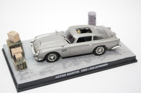 "Altaya Aston Martin DB5 ""Goldfinger (1964)"" 1963 - Silver"