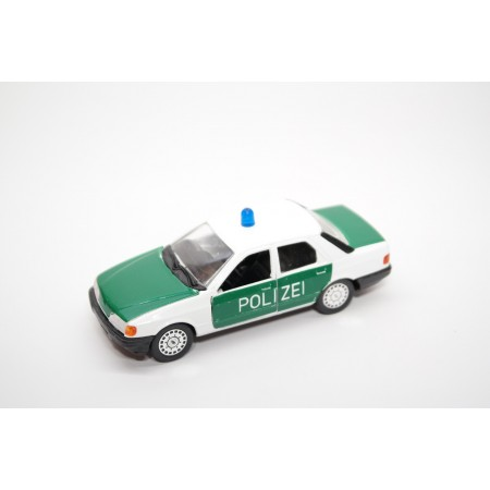 Schabak Ford Scorpio 2.0i Ghia Mark 1 Polizei 1990 - White/Green