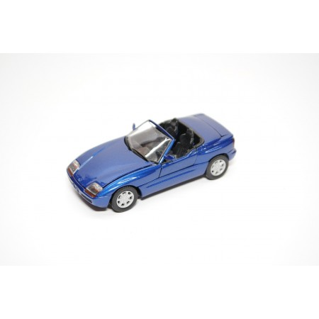 Schabak BMW Z1 E30 Roadster 1989 - Pure Blue Metallic