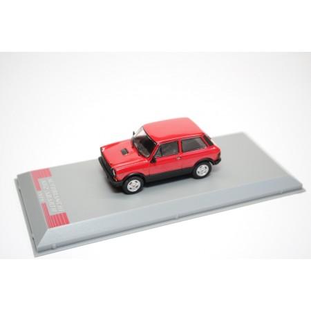 Whitebox Autobianchi A112 Abarth Quinta Serie 1979 - Corsa Red