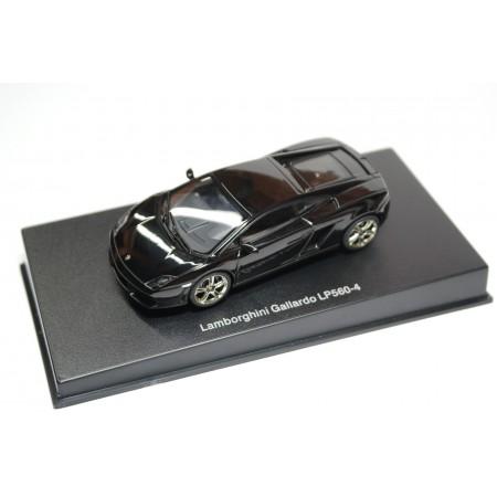 AUTOart Lamborghini Gallardo LP560-4 2013 - Nero Serapis Metallic