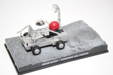 "Altaya Moon Buggy ""Diamonds Are Forever (1971)"" 1971 - Gray"