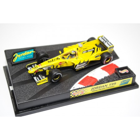 "Hot Wheels Jordan 199 #8 ""Benson and Hedges Jordan"" Formula 1 1999 - Heinz-Harald Frentzen"