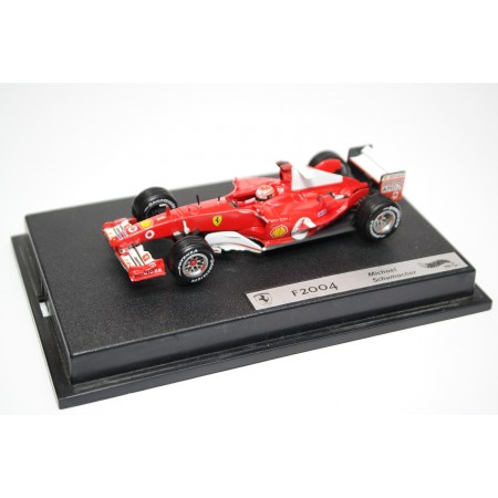 "Hot Wheels Ferrari F2004 #1 ""Scuderia Ferrari Marlboro"" World Champion Formula 1 2004 - Michael Schumacher"