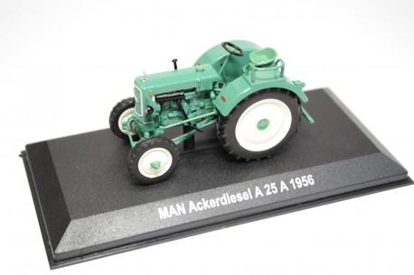Hachette MAN Ackerdiesel A 25 A 1956 - Mint